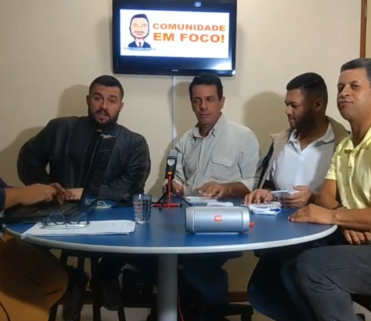 Fábio Ribeiro - Comunidade em foco